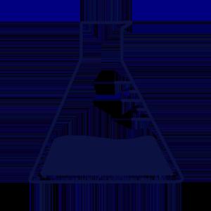 Hand drawn flask illustration to represent Equipment Module of Scilife's Platform