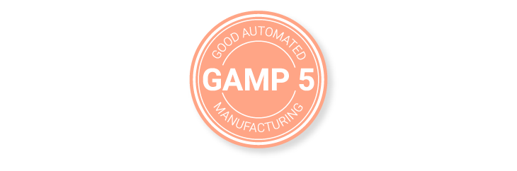 GAMP5 stamp picture